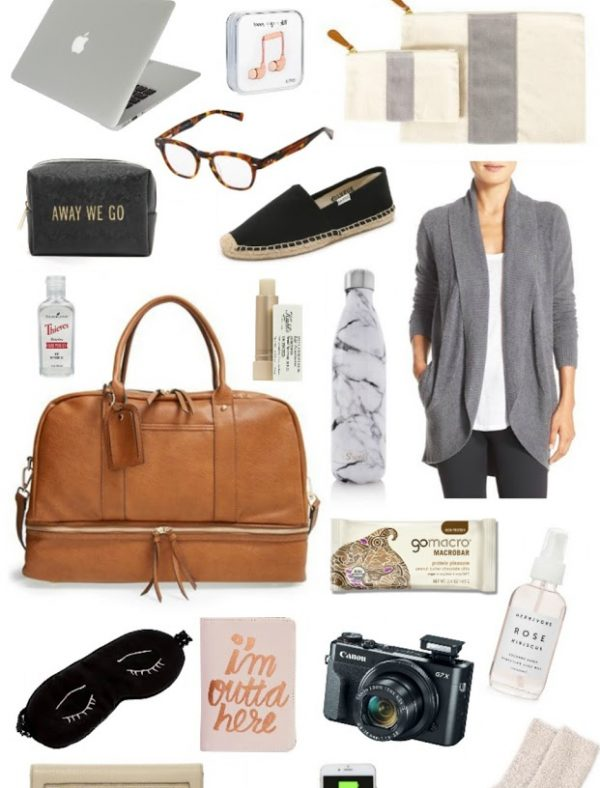 Away I Go: Carry-On Essentials