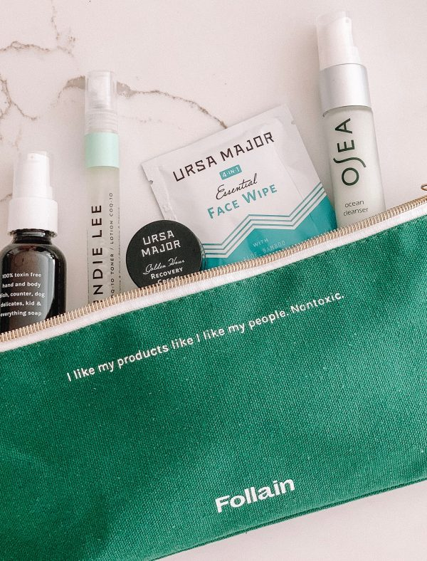 Clean Essentials Kit by Follain