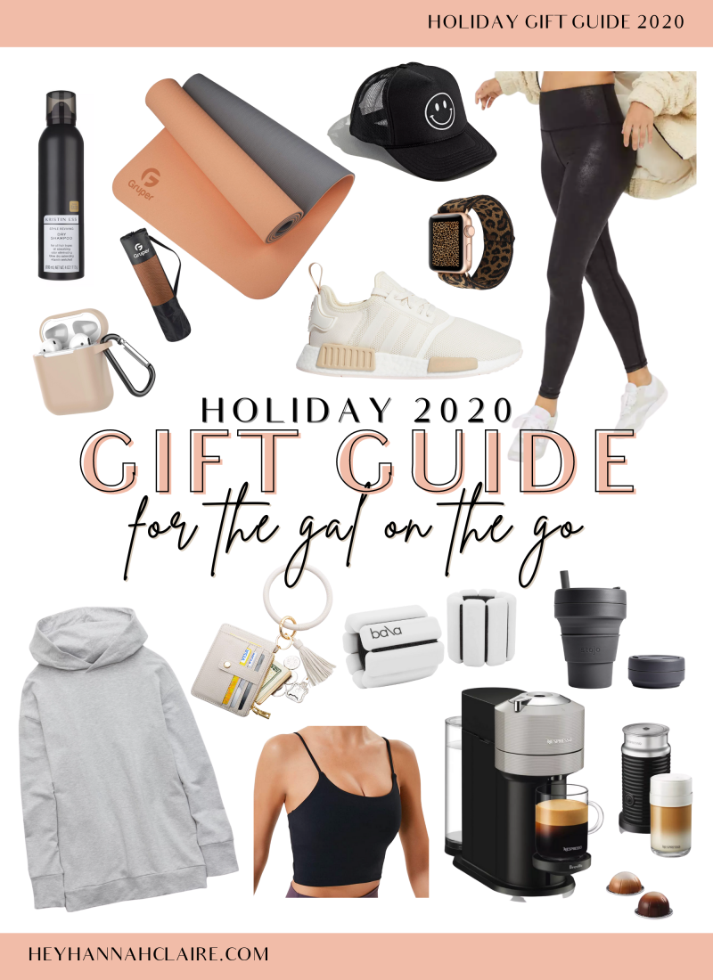 Holiday Gift Guide 2020: For The Gal On The Go