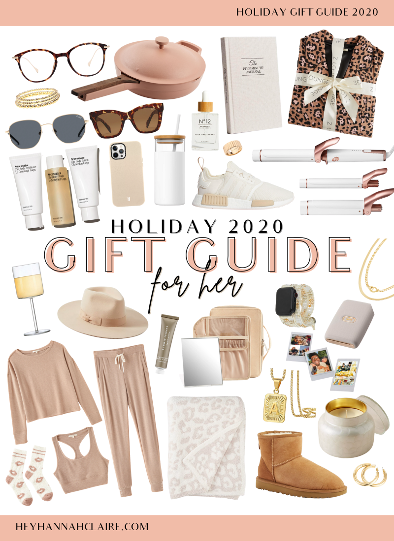 Holiday Gift Guide 2020: For Her