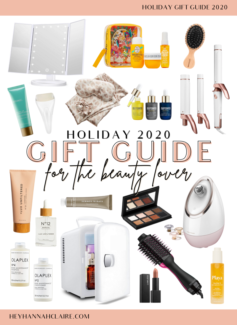 Holiday Gift Guide 2020: For The Beauty Lover
