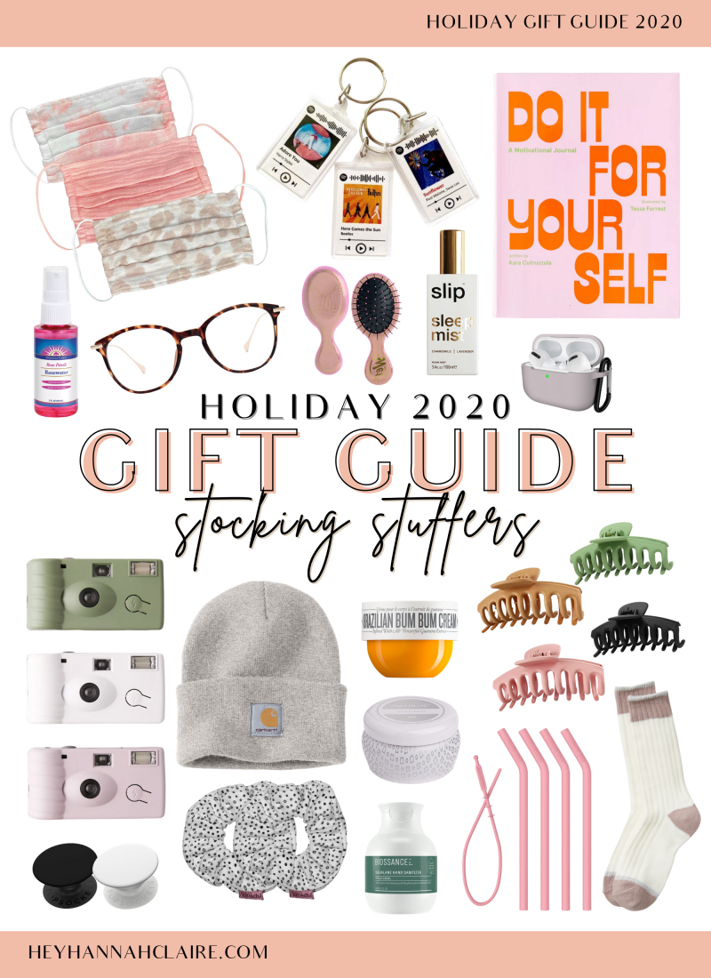 Holiday Gift Guide 2020: Stocking Stuffers