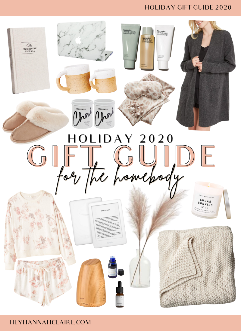 Holiday Gift Guide 2020: For The Homebody