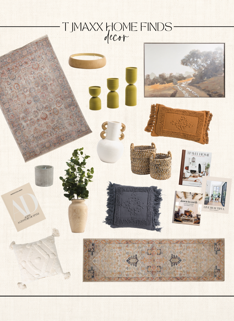 Latest T.J. Maxx Home Finds You Don't Want to Miss!
